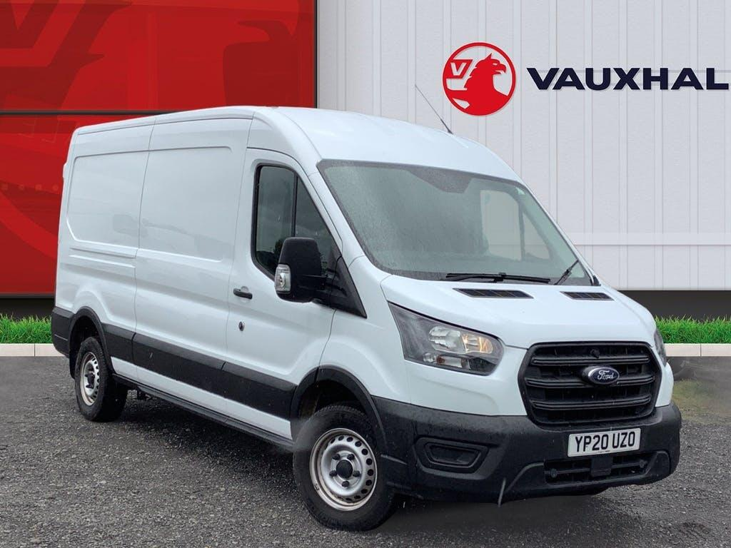 2020 Ford Transit Panel Van with 14,015 miles