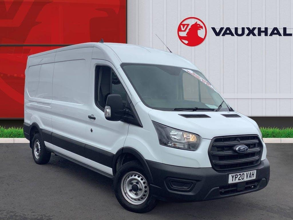 2020 Ford Transit Panel Van with 16,219 miles