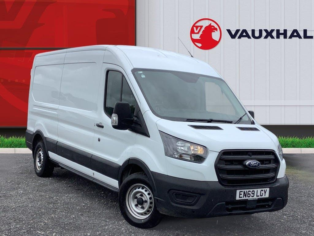 2020 Ford Transit Panel Van with 24,047 miles