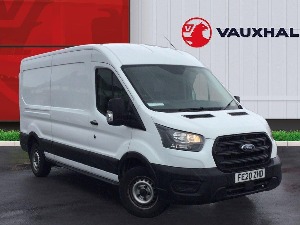 2020 Ford Transit Panel Van with 9,964 miles