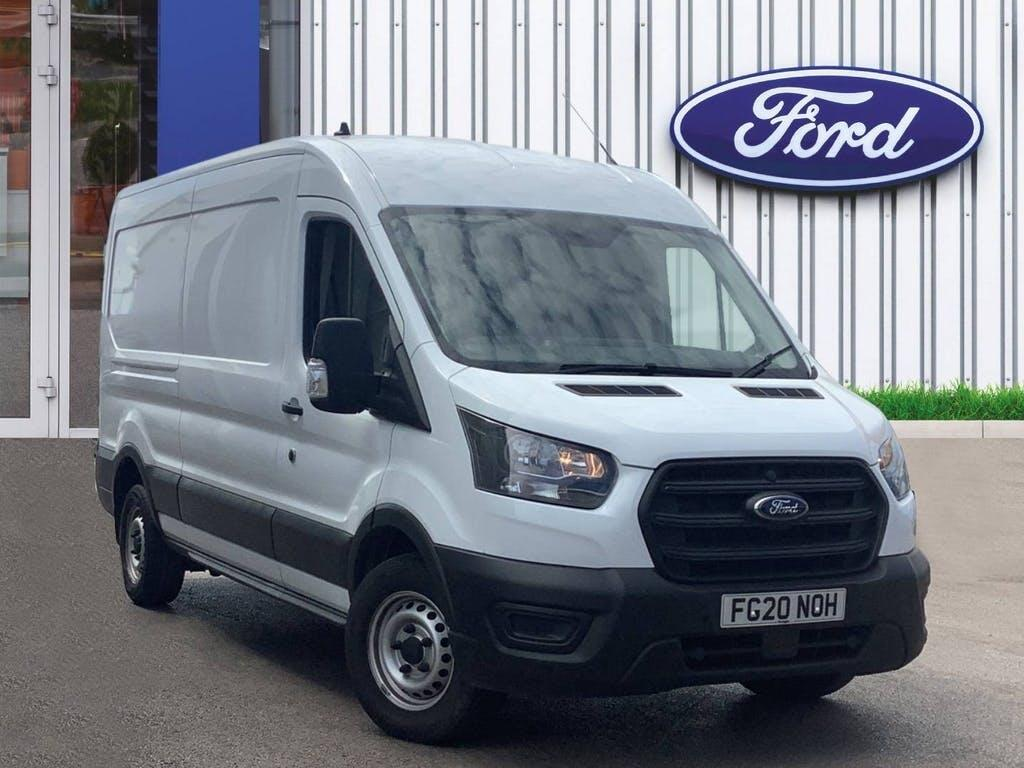 2020 Ford Transit Panel Van with 15,392 miles