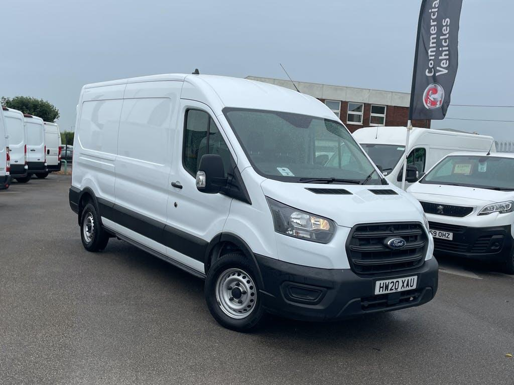 2020 Ford Transit Panel Van with 14,399 miles