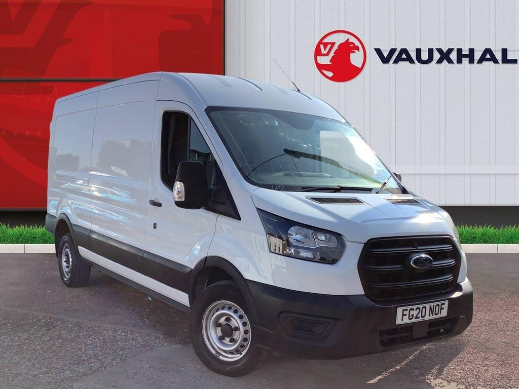 2020 Ford Transit Panel Van with 12,708 miles