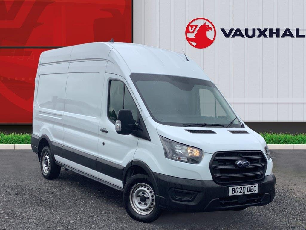 2020 Ford Transit Panel Van with 15,712 miles
