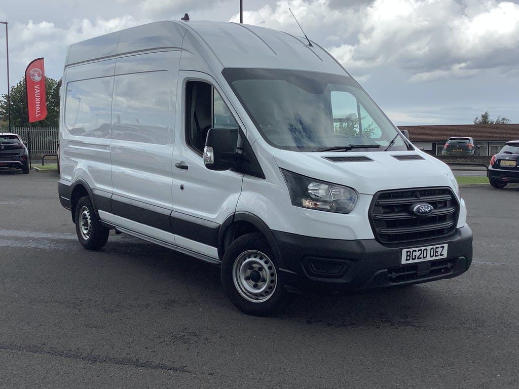 2020 Ford Transit Panel Van with 18,937 miles
