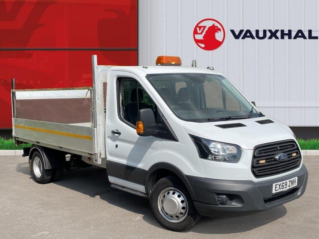 2019 Ford Transit Panel Van with 39,260 miles