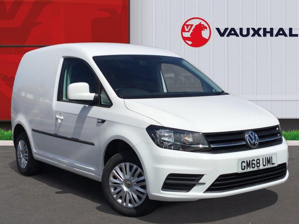 2019 Volkswagen Caddy Panel Van with 30,927 miles