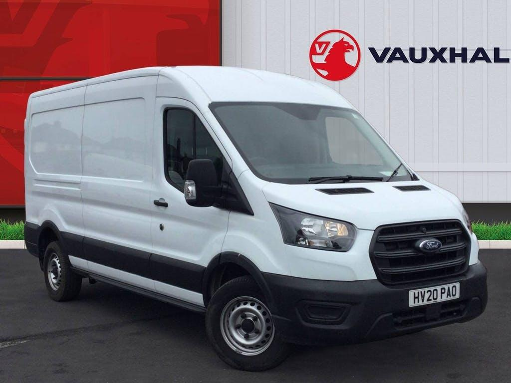 2020 Ford Transit Panel Van with 19,965 miles