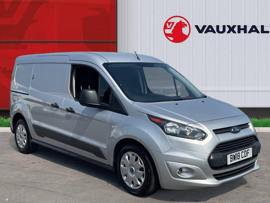 2018 Ford Transit Connect Combi Van with 60,679 miles