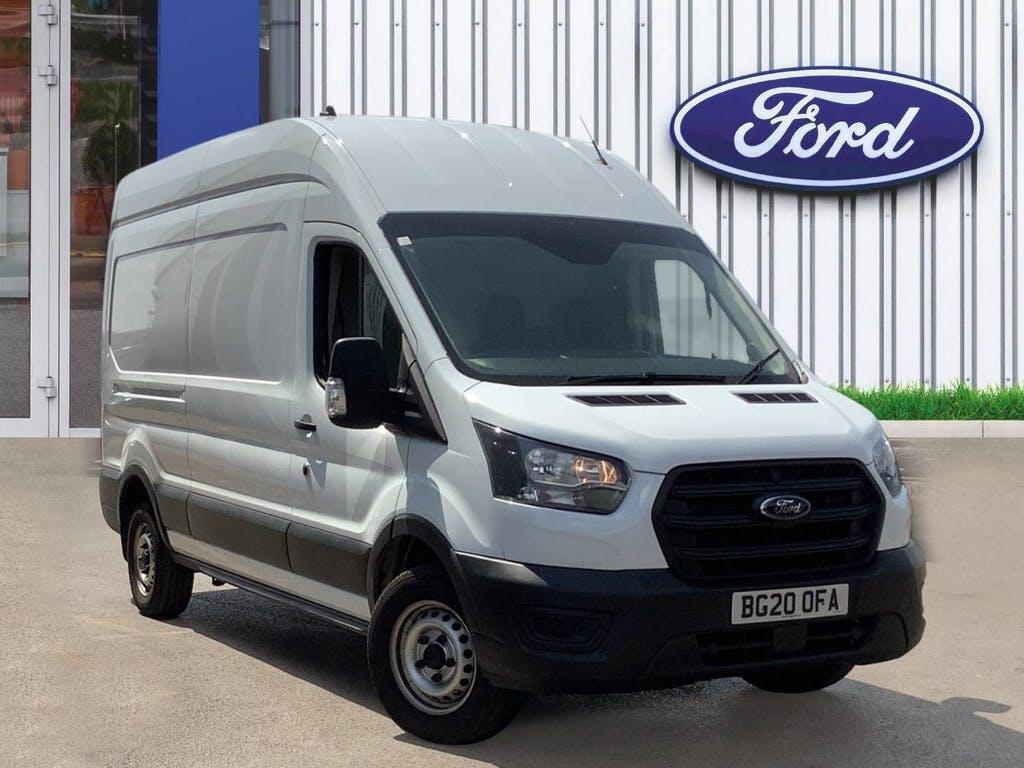 2020 Ford Transit Panel Van with 11,513 miles
