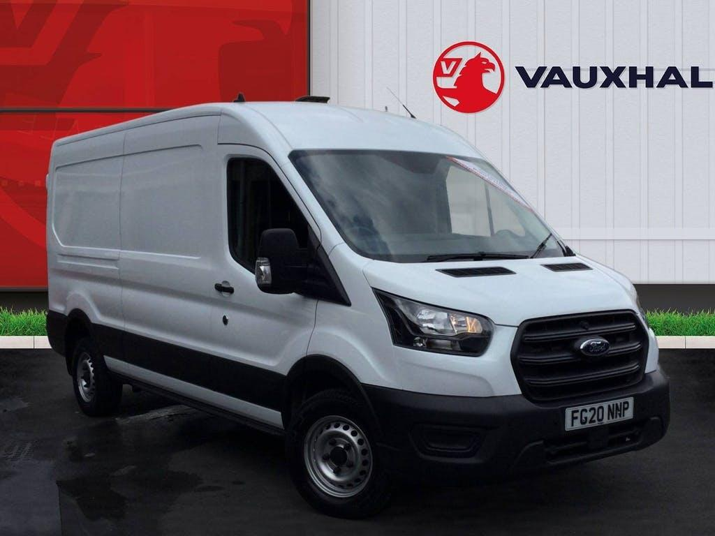 2020 Ford Transit Panel Van with 16,472 miles