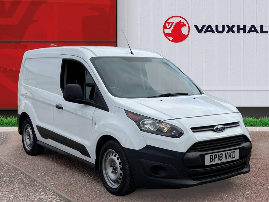 2018 Ford Transit Connect Panel Van with 47,940 miles