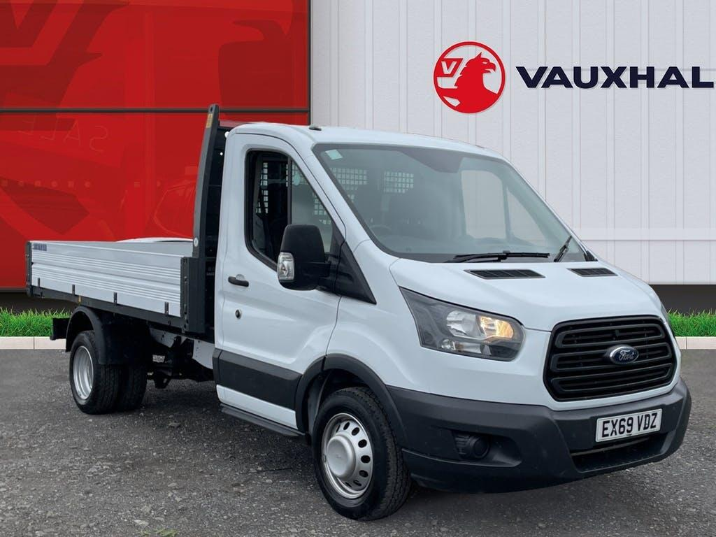 2019 Ford Transit Tipper with 13,526 miles