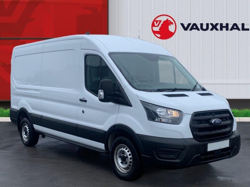 2020 Ford Transit Panel Van with 15,337 miles