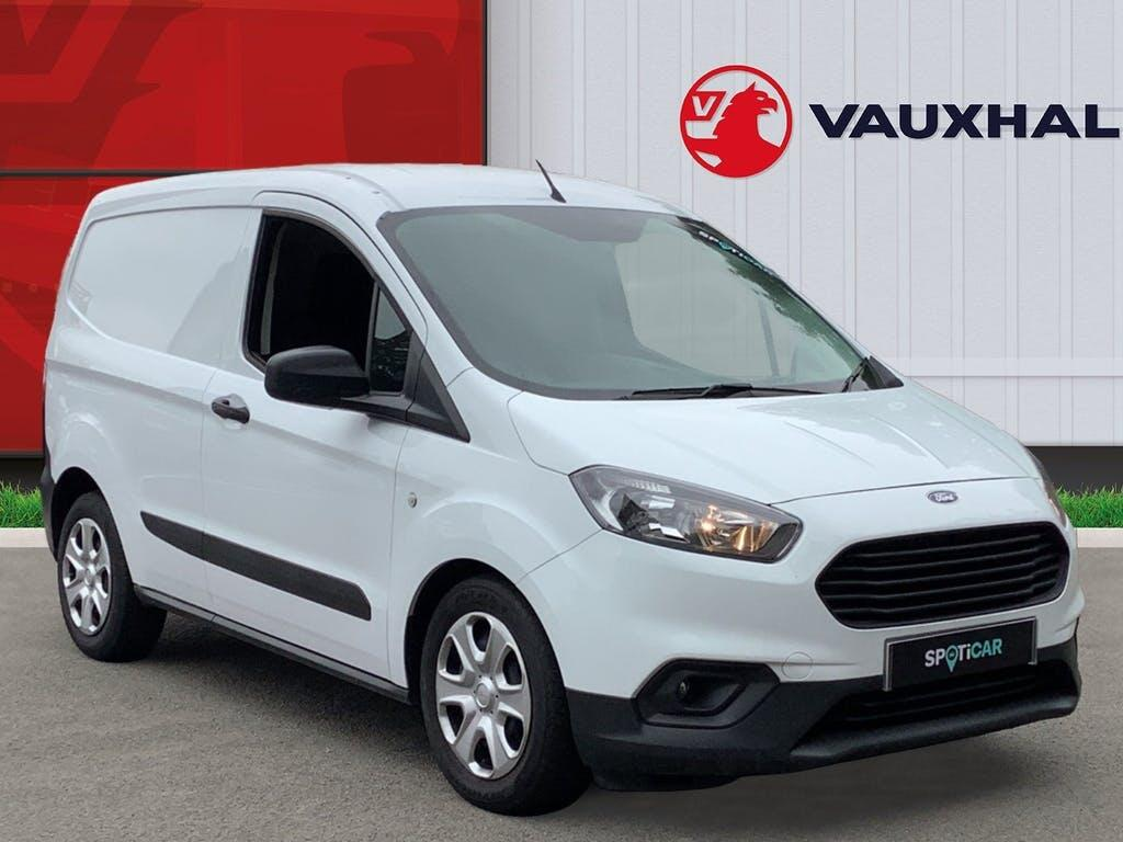 2019 Ford Transit Courier Panel Van with 31,869 miles